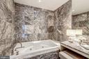 6 foot Jacuzzi Tub in Master Bathroom - 1881 N NASH ST #1803, ARLINGTON