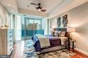 Priv ate Terrace access from Guest Suite - 1881 N NASH ST #1803, ARLINGTON