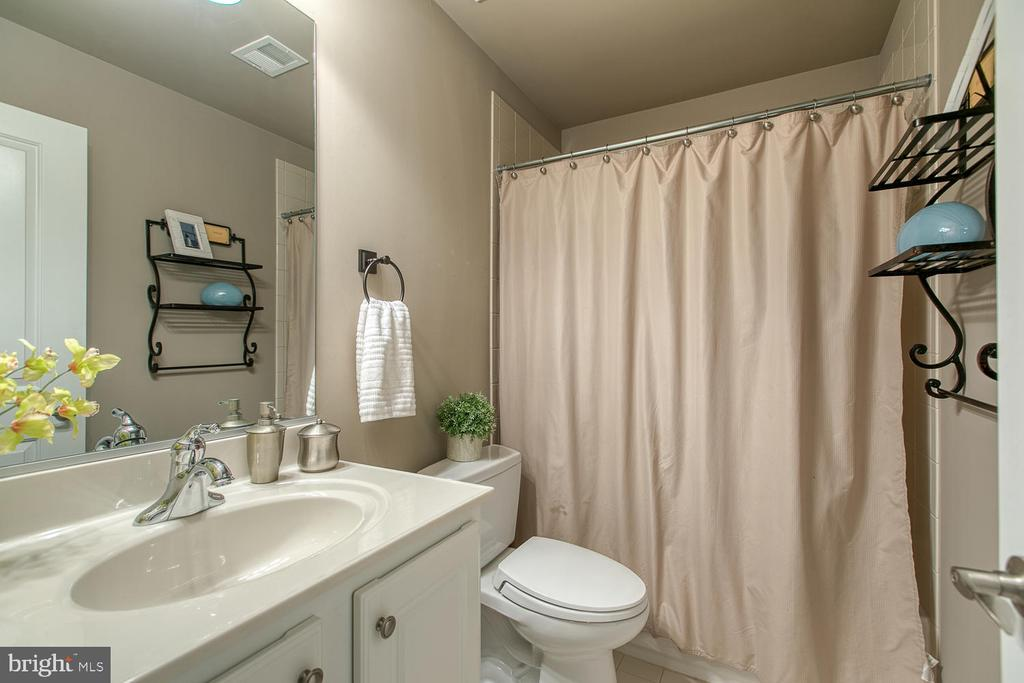 Bathroom on 2nd level - 3519 LAKE ST, FALLS CHURCH
