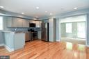 Kitchen with Stainless Steel Appliances - 707 56TH PL NE, WASHINGTON