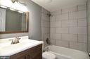 Lower Level Bathroom - 707 56TH PL NE, WASHINGTON