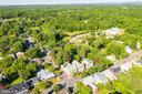 Aerial View of Residence on W German St - 300 W GERMAN ST, SHEPHERDSTOWN