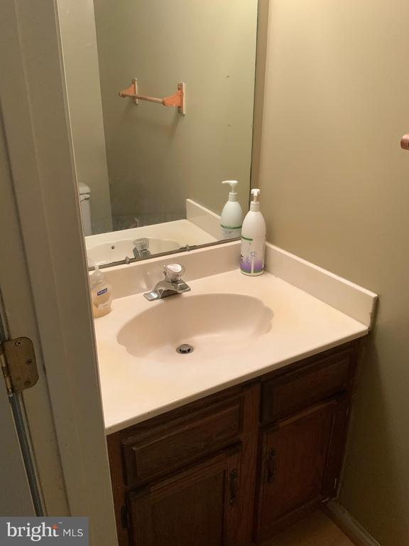 Powder Room - 14118 BUCK HILL CT, BURTONSVILLE