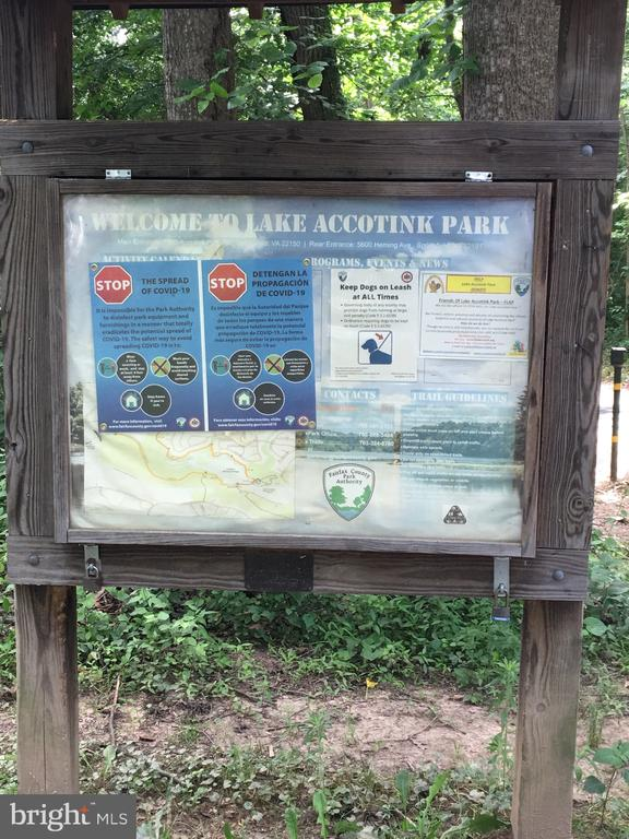 Walking trails nearby - 7701 HEMING PL, SPRINGFIELD