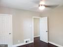 Main level 1st bedroom - 1601 WOODHILL CT, LANDOVER
