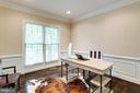 Main level home office. - 2796 MARSHALL LAKE DR, OAKTON