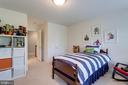 Bedroom #3 - 2796 MARSHALL LAKE DR, OAKTON