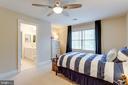 Bedroom #4. - 2796 MARSHALL LAKE DR, OAKTON