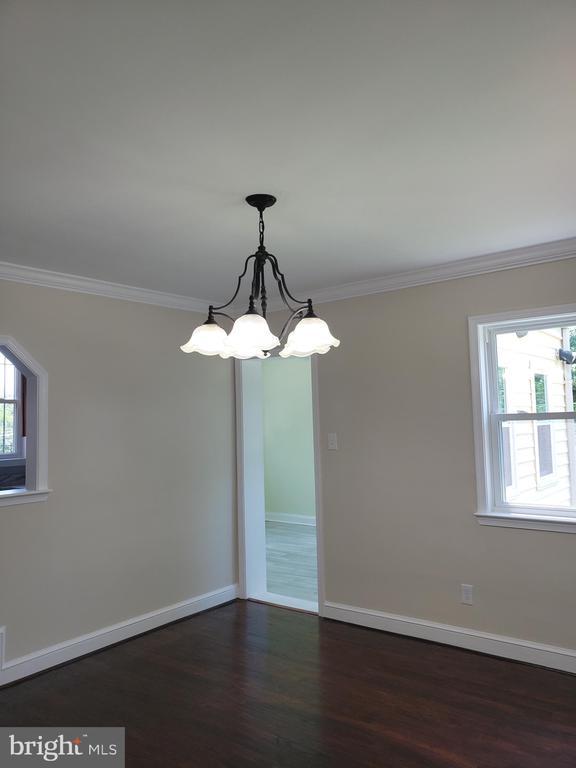 Dining room - 1601 WOODHILL CT, LANDOVER