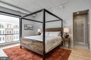 Master bedroom, bathroom - 1454 BELMONT ST NW #15, WASHINGTON