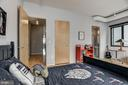 2nd bedroom, bathroom - 1454 BELMONT ST NW #15, WASHINGTON
