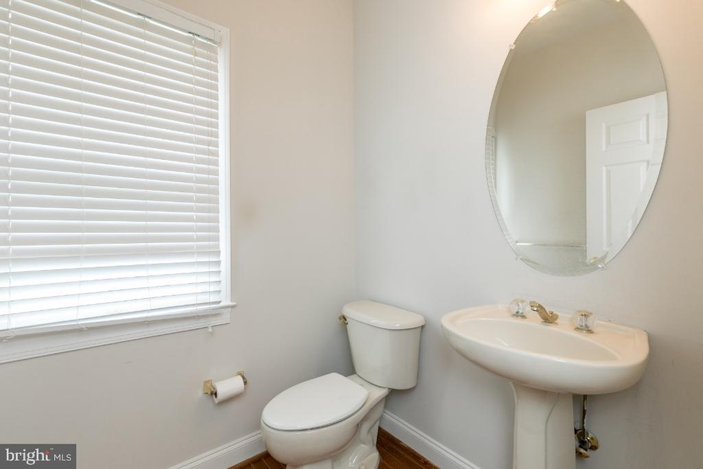 Powder Room - 19755 WILLOWDALE PL, ASHBURN