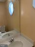 Powder room main level - 4111 SWISS STONE DR, BURTONSVILLE