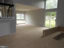 Expansive Living Room - 7702 BRANDON WAY, MANASSAS