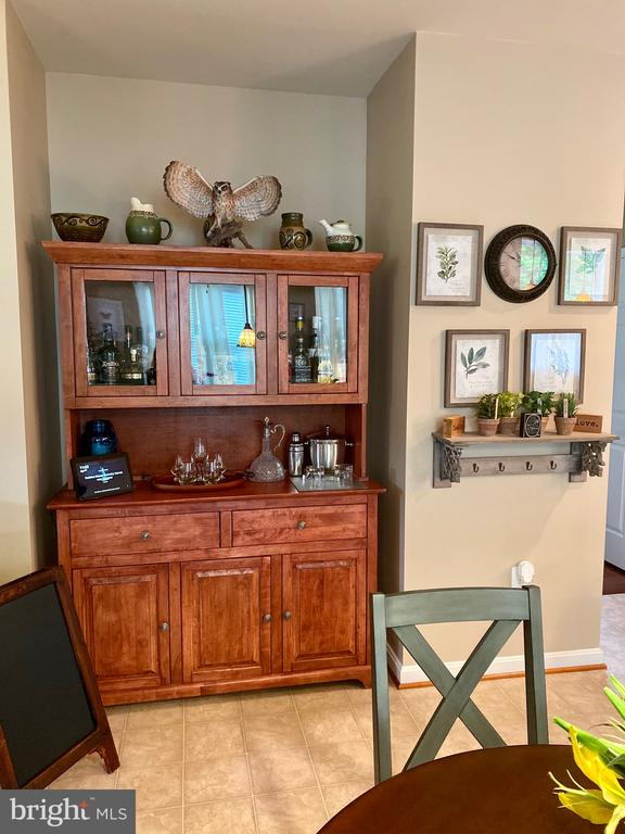 Cabinet is for sale for $800.00 - 3545 GROUSE POINTE DR, STAFFORD
