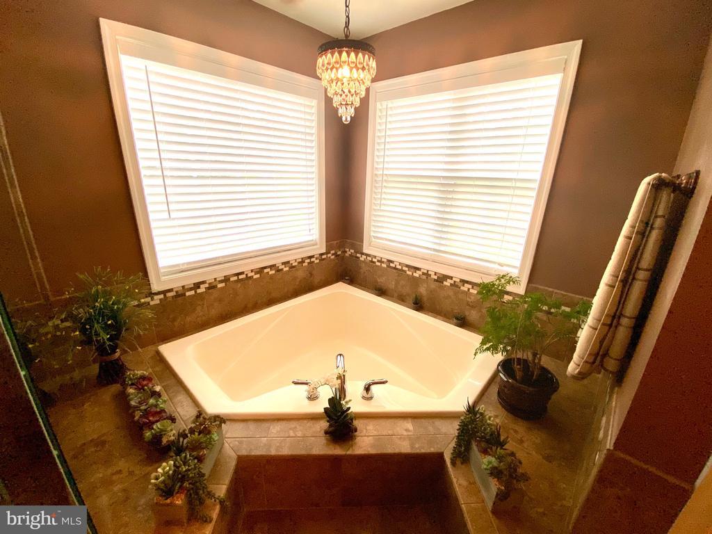 Your bath awaits.. - 3545 GROUSE POINTE DR, STAFFORD