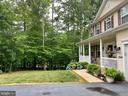 Front yard space - 3545 GROUSE POINTE DR, STAFFORD