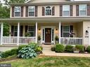 Sit on the front porch with coffee or tea - 3545 GROUSE POINTE DR, STAFFORD