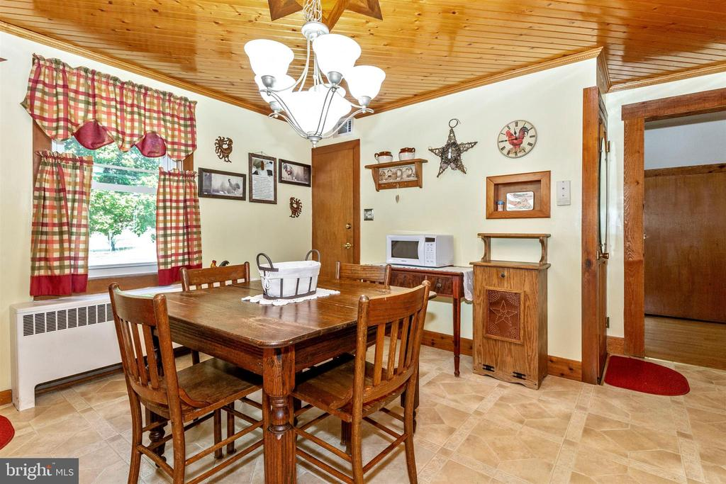 Plenty of Space for a Table - 7807 ROCKY RIDGE RD, THURMONT