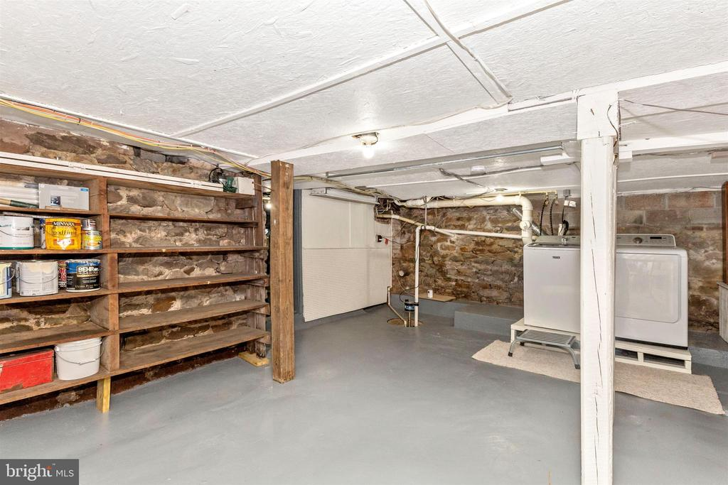 Pristine Condition, Shelves, Storage and Utilities - 7807 ROCKY RIDGE RD, THURMONT