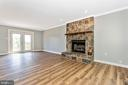 Wonderful Great Room - 105 REDHAVEN CT, THURMONT