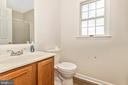 Full Bathroom with New Flooring - 105 REDHAVEN CT, THURMONT