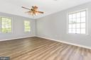 Large Bedroom Has Plenty Of Windows - 105 REDHAVEN CT, THURMONT
