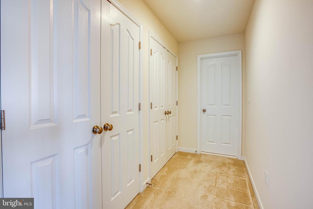 Bedroom #2 Wall to Wall Closets - 1025 SCARLET LN, CULPEPER