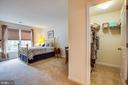 Bedroom #3 W/ Walk in Closet! - 1025 SCARLET LN, CULPEPER
