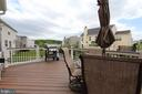 Trex deck-Alt view - 17352 TEDLER CIR, ROUND HILL