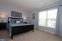 Alt view of bedroom #4 - 17352 TEDLER CIR, ROUND HILL