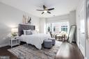 Master bedroom - 1526 16TH CT N, ARLINGTON