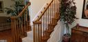 2 Story Foyer/Main staircase - 100 EMPRESS ALEXANDRA PL, FREDERICKSBURG