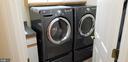 Laundry Room with Sink on Upper Level - 100 EMPRESS ALEXANDRA PL, FREDERICKSBURG