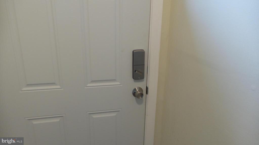New Front Door & Digital Lock - 7615 INGRID PL, LANDOVER