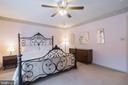 Large second bedroom - 22 BALLANTRAE CT, STAFFORD