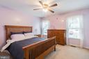 Fourth Bedroom - 22 BALLANTRAE CT, STAFFORD