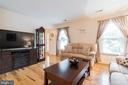 Gorgeous hardwood floors - 22 BALLANTRAE CT, STAFFORD