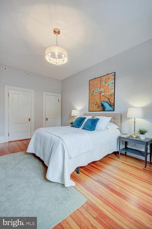 Includes double closets and 10 ft ceilings - 2853 ONTARIO RD NW #205, WASHINGTON