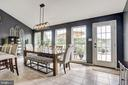 Vaulted Sun Room | Breakfast Room - 11000 COUNTRY CLUB RD, NEW MARKET