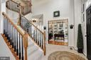 Foyer | Library - 11000 COUNTRY CLUB RD, NEW MARKET