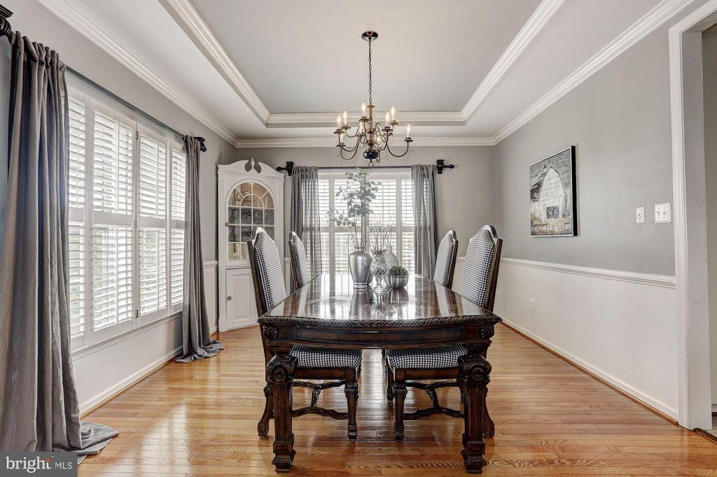 Dining Room - 11000 COUNTRY CLUB RD, NEW MARKET