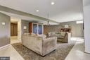 Recreation Room - 11000 COUNTRY CLUB RD, NEW MARKET