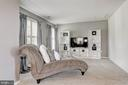 Master Sitting Room - 11000 COUNTRY CLUB RD, NEW MARKET