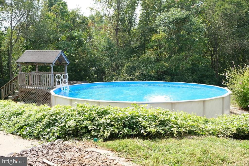 30 Ft In-Ground Heated Pool - 3326 CARLISLE DR, KNOXVILLE