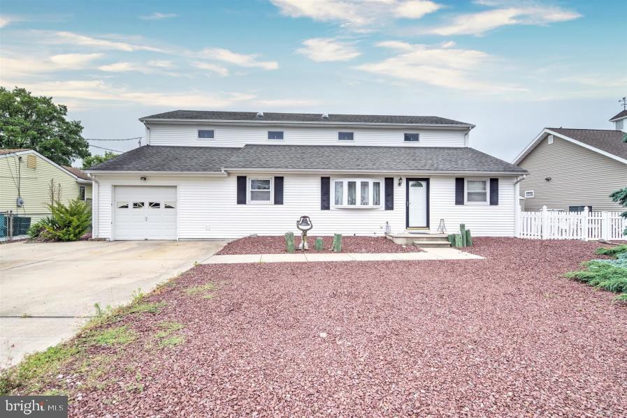 Single Family Homes для того Продажа на Forked River, Нью-Джерси 08731 Соединенные Штаты