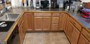 Wet Bar/Kitchenette Cabinetry - 100 EMPRESS ALEXANDRA PL, FREDERICKSBURG