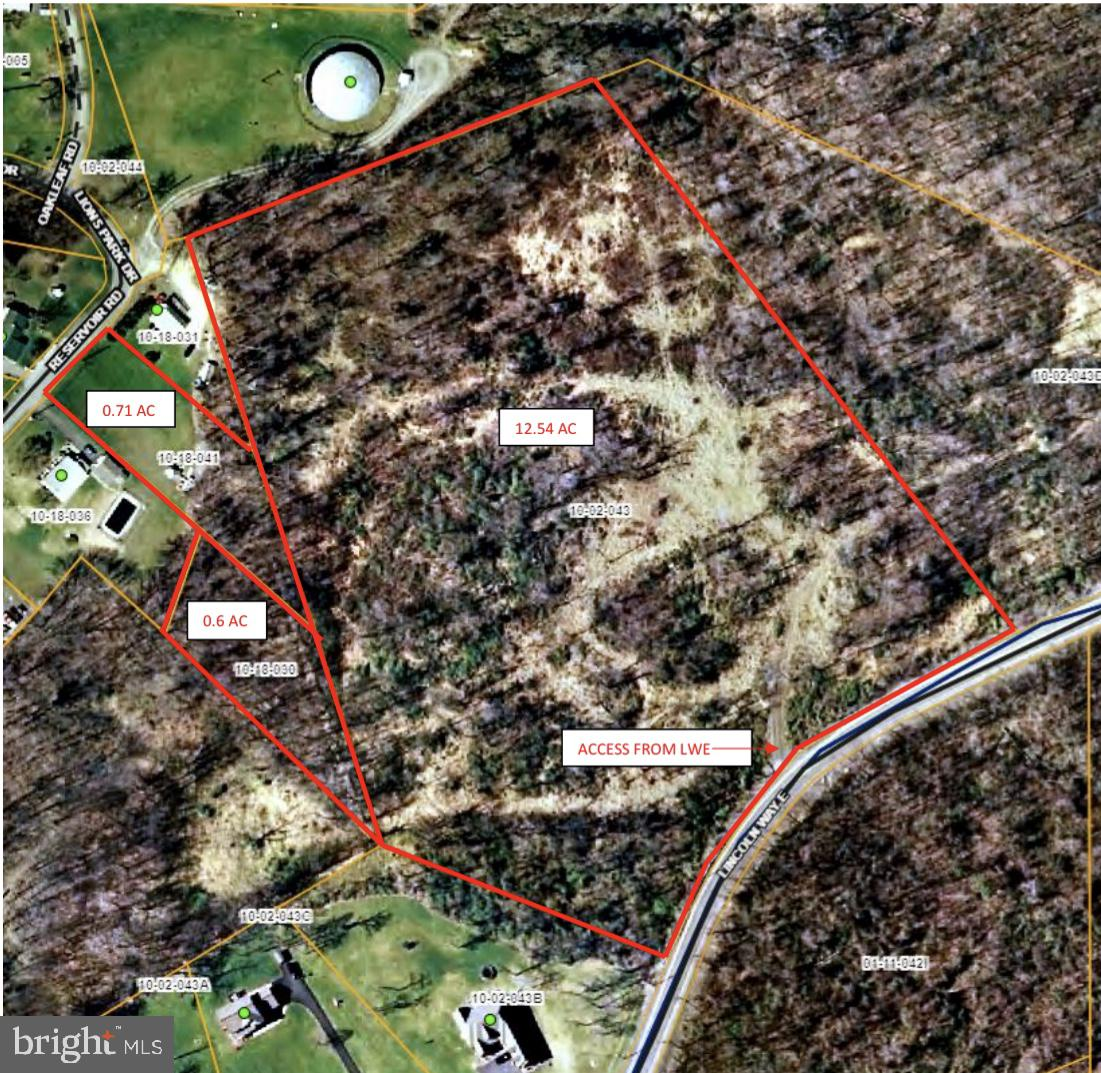 Land for Sale at McConnellsburg, Pennsylvania 17233 United States