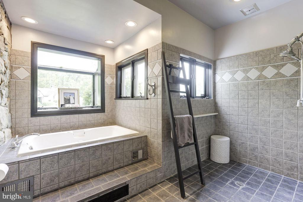 Master bath - 16832 OLD WATERFORD RD, PAEONIAN SPRINGS