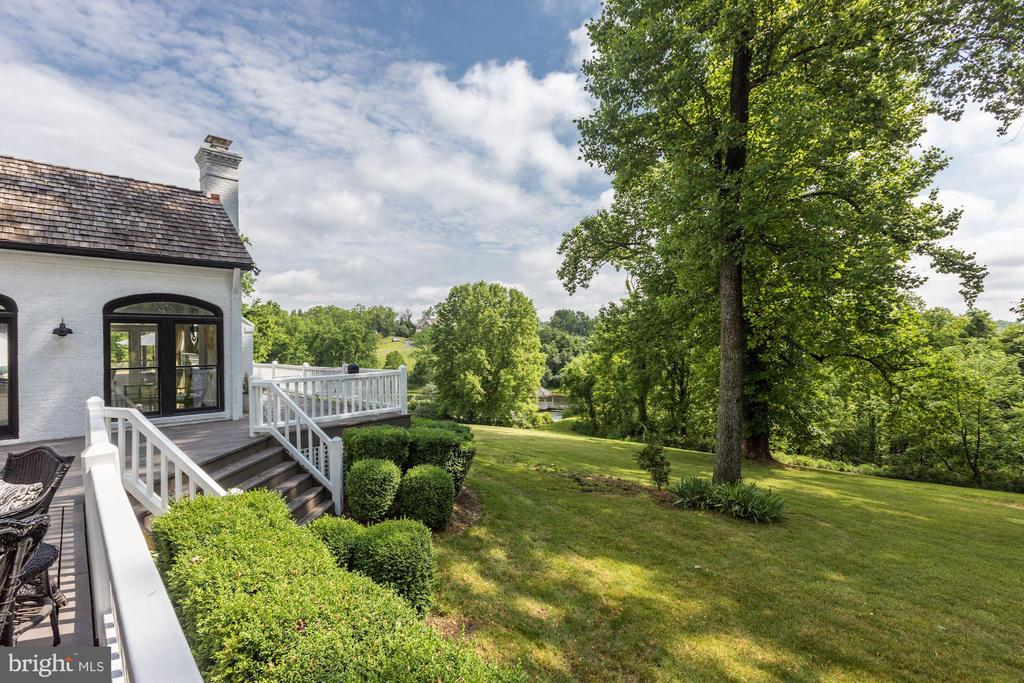 Beautiful lot with perfect sunrise views - 16832 OLD WATERFORD RD, PAEONIAN SPRINGS